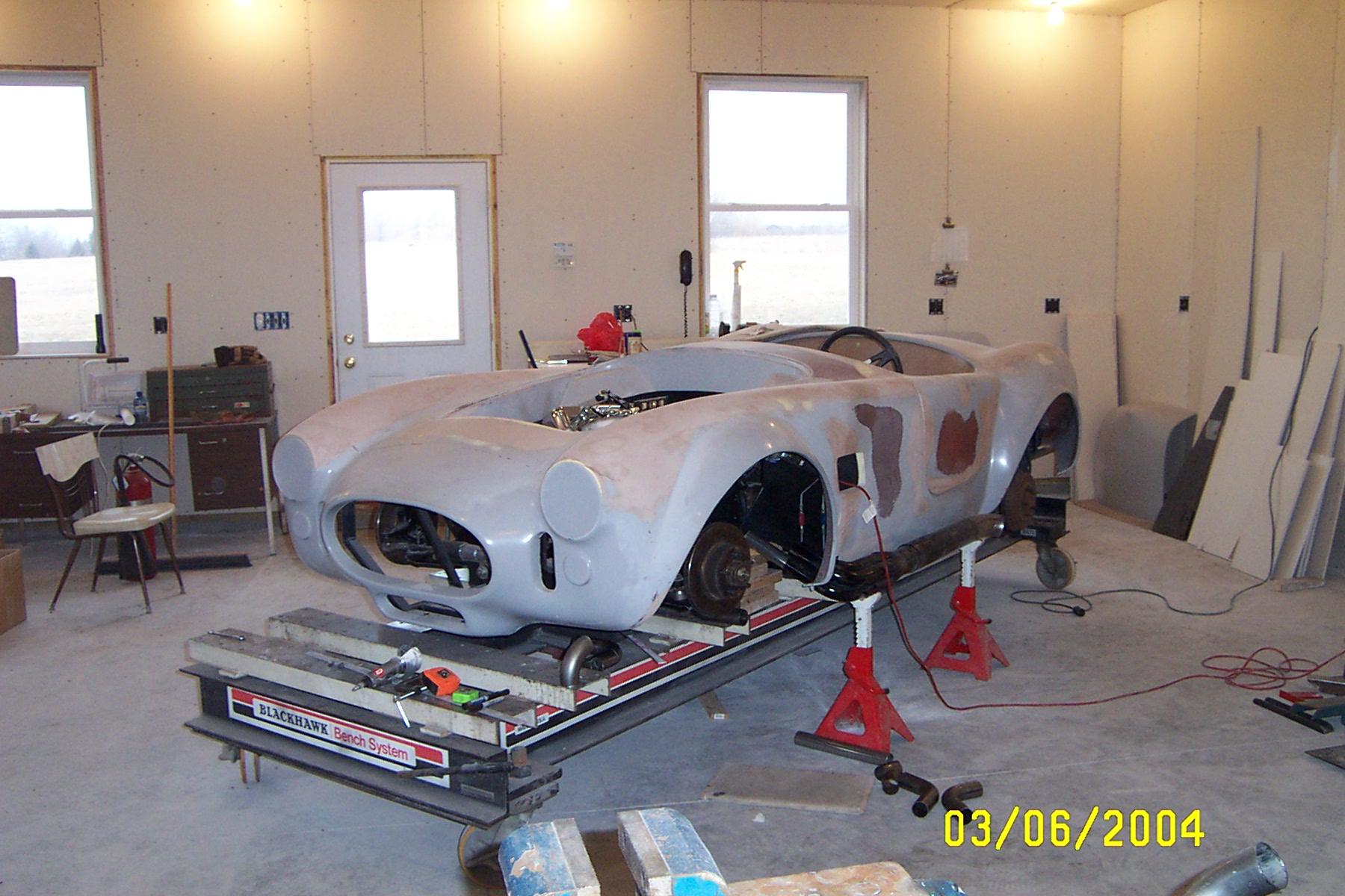 Shelby Cobra Kit Car